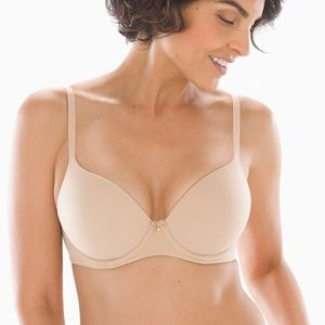 Embraceable Full Coverage Bra with 3 FREE panties!